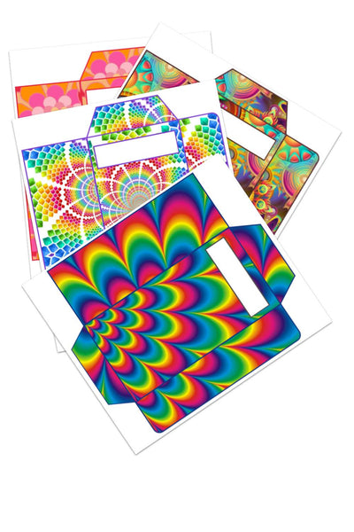 Cash Envelopes Cute Abstract Design (6 pages)