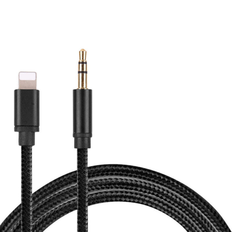 1M for Lightning To AUX Cable Car Converter - Home Decor Online Store-oosmdeals