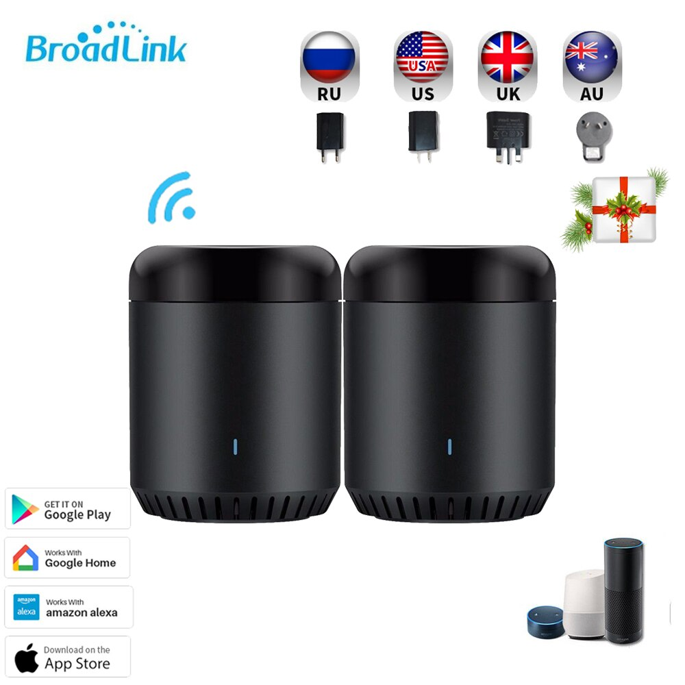 Broadlink RM Mini3 Alexa Amazon WiFi IR 4G - home decor Online store-oosmdeals