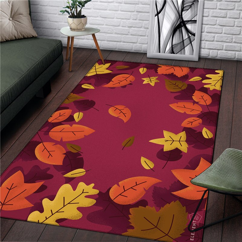 Flower Rug Home Picnic Kitchen carpet - home and decor-oosmdeals