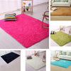 Living room/bedroom Rug Antiskid soft carpet modern carpet mat  white pink
