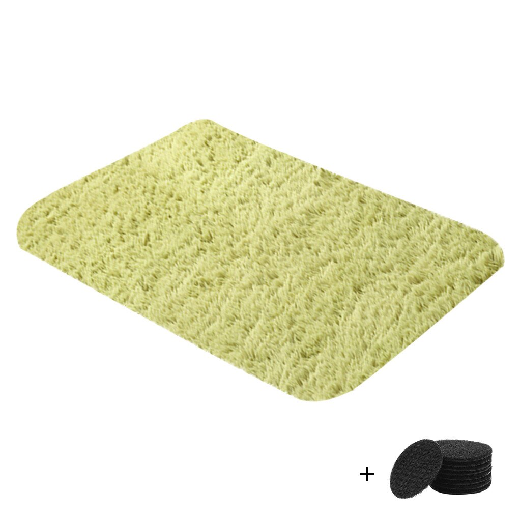 40*60cm Household Polyester Blanket Carpet - home and decor-oosmdeals