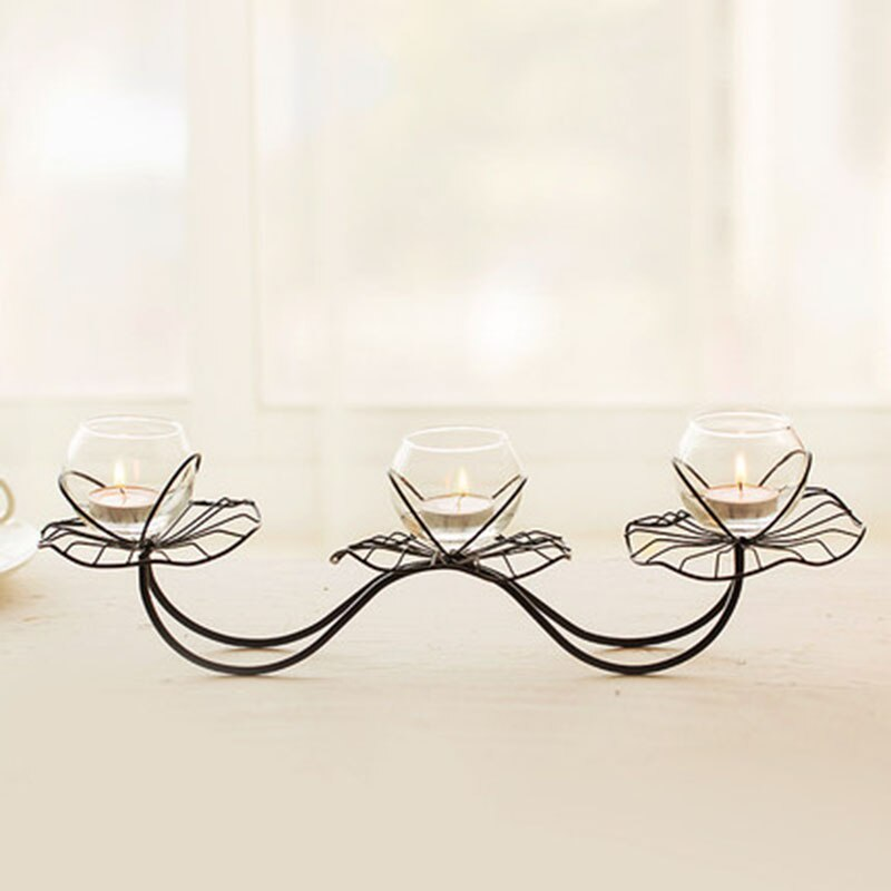 Nordic Home Decor Accents Arredo Casa Candlesticks Morrocan Candelabra Wedding Centerpiece Candelabros Knutselen Mumluk - home and decor-oosmdeals