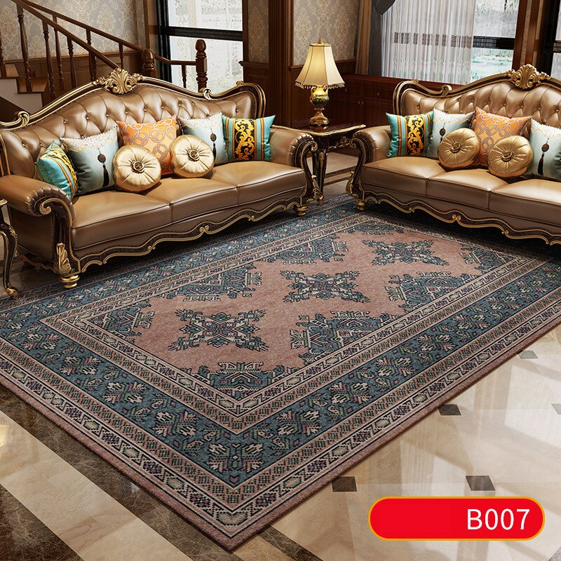 Persian Royal Soft Carpets For Living Room Bedroom Kid Room Rugs Home Carpets - home and decor-oosmdeals