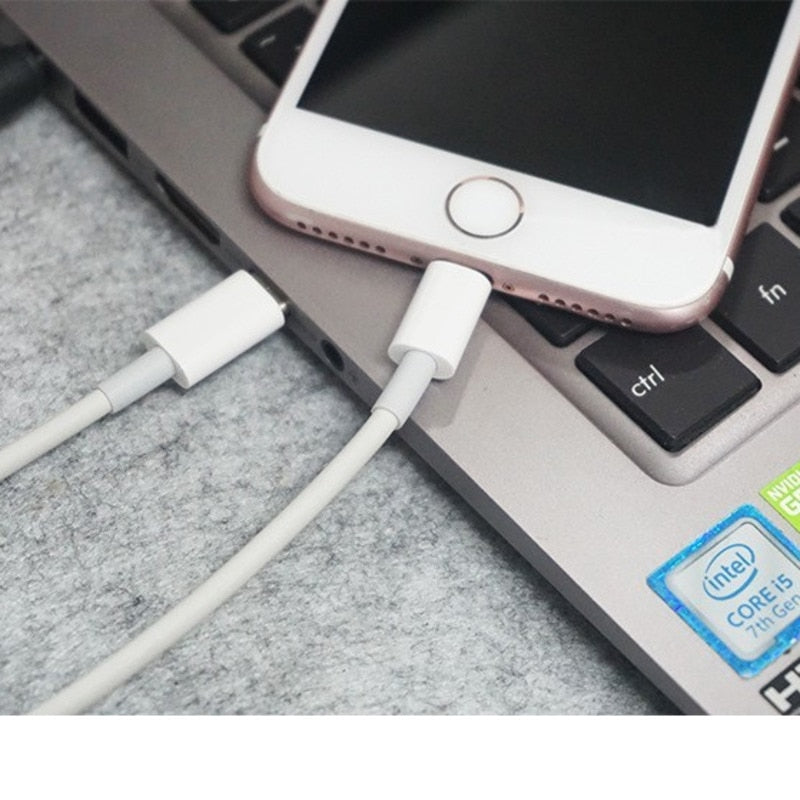 PD Fast Charging Cable For USB C Lightning For iPhone Xs X 8 pin to TypeC 3A Quick charger for Type C Lightning Macbook to phone