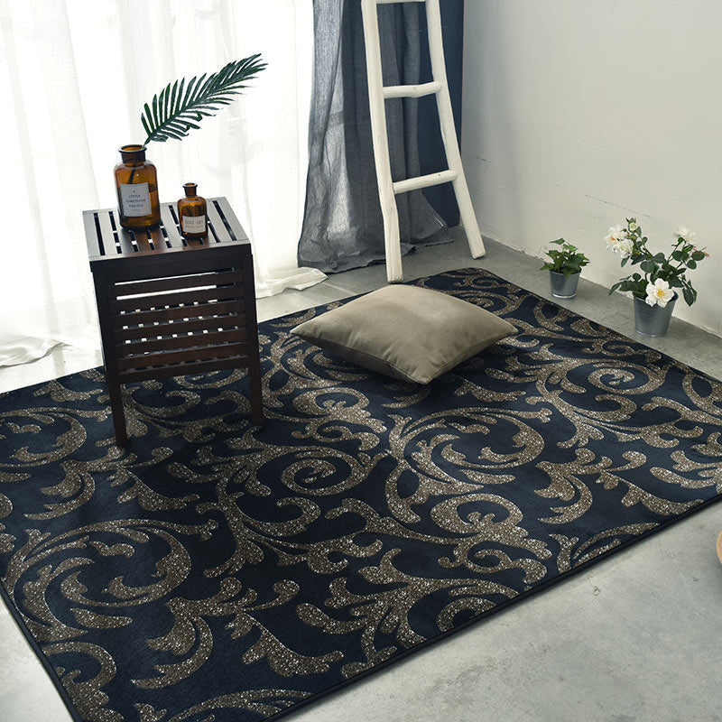 Nordic Modern Carpet Polyester Rug and Carpets for Living Room - home and decor-oosmdeals