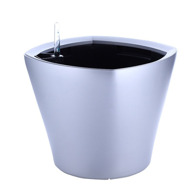 Floor boughpot large plastic  flower pot  artificial plants planter home and garden home decor bonsai sprouting trays gardening