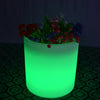 Remote control Colorful Led pot - home decor Online store