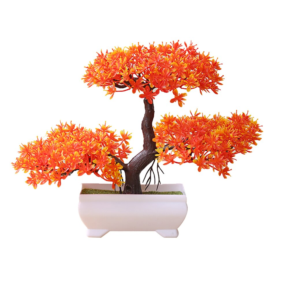 Welcoming Pine Emulate Bonsai Simulation Artificial plants Fake Plants Ornament Decor Artificial Plants home accessories decor-oosmdeals