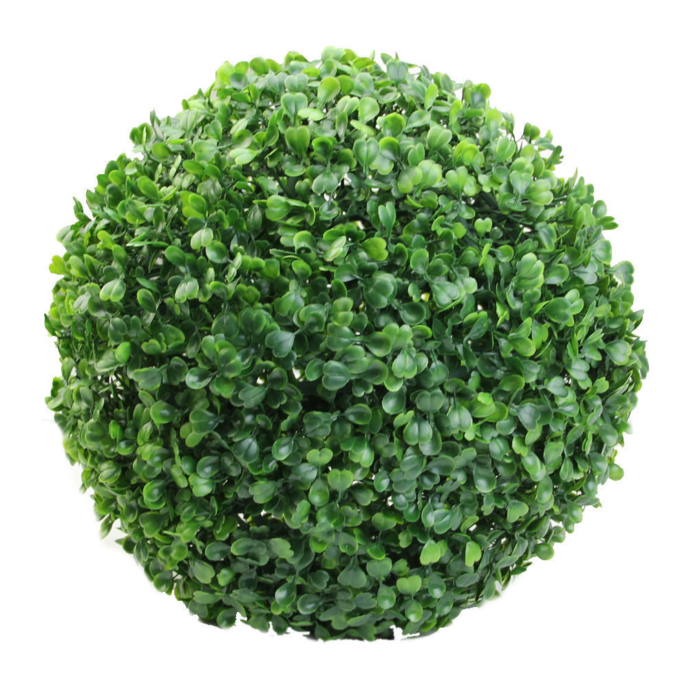 Artificial Plant False Grass Ball Tree Boxwood Wedding Event Arrangement Nordic Home Decoration - home and decor-oosmdeals