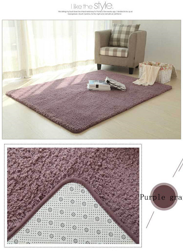 RECOLOUR New Style Living Room/bedroom Rug Antiskid Soft 150cm * 200 Cm Carpet - home and decor-oosmdeals