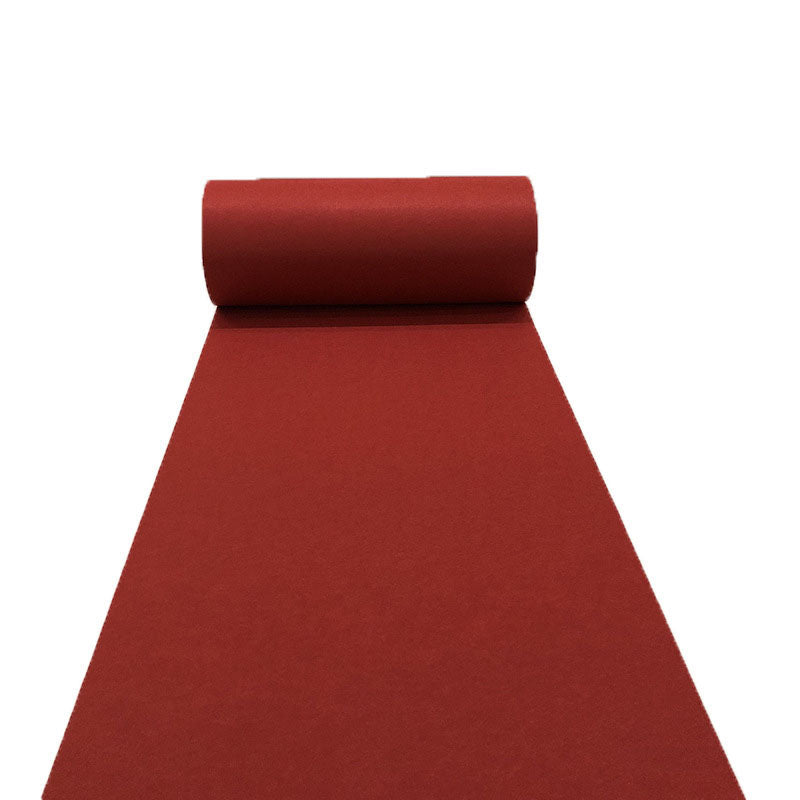 Disposable Red Carpet Runner 5/8/10/12/15/18x1m Large Red Carpet Aisle Floor Runner Wedding Birthday Hollywood Party Decoration