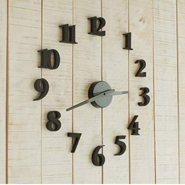 Hot  Wall Clock Home Decorate & Accents - wall art