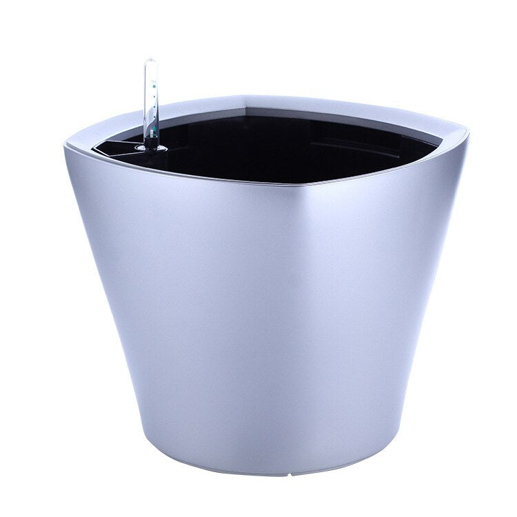 Floor boughpot large plastic flower pot - home and decor-oosmdeals