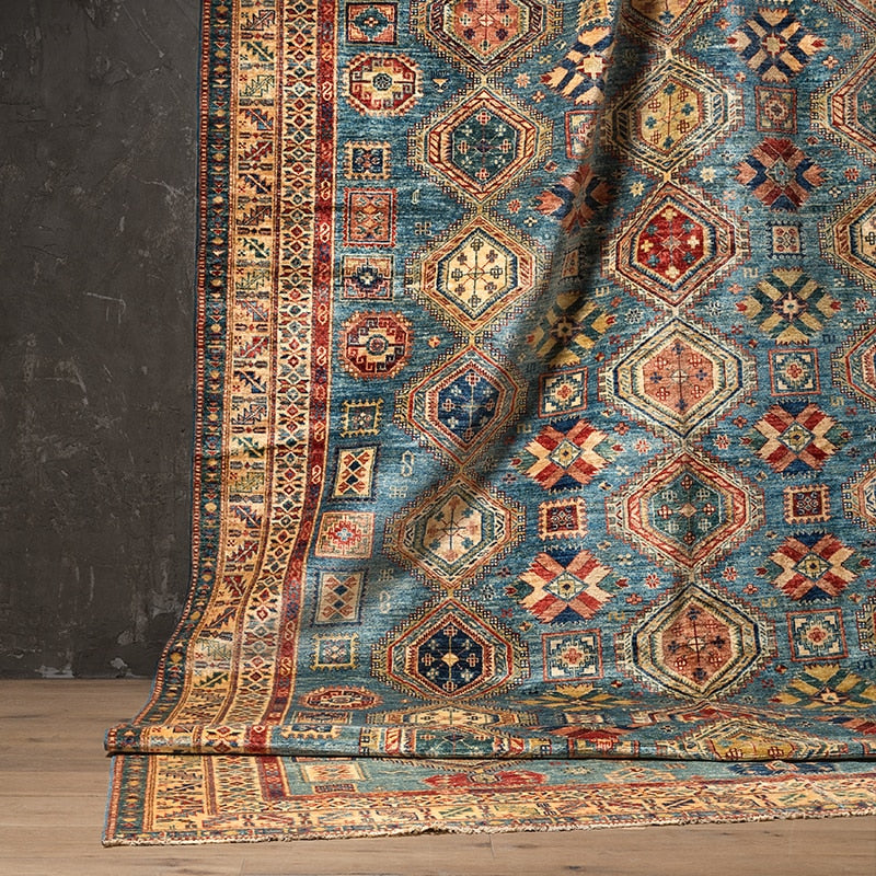 kilim carpets embroidered - home and decor