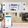 for sonoff basic Wireless Wifi Switch Remote Control Automation Module DIY Timer Universal Smart Home for Alexa