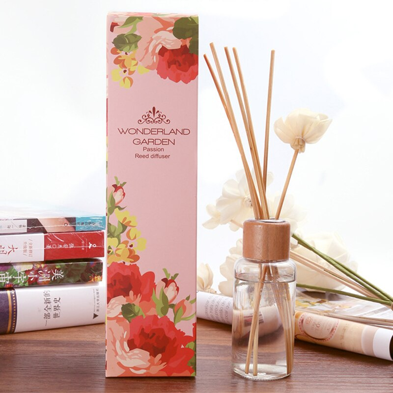 KKC Home Accents 100ml Reed Diffuser Wonderland Garden Series - home and decor