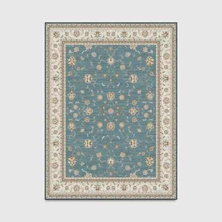 Persian Style Large Area Rug High Quality Abstract Flower Art Carpets - home and decor-oosmdeals