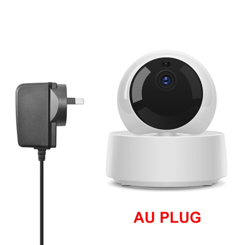SONOFF GK-200MP2-B 1080P HD Mini Wifii Camera Smart Home Wireless IP Camera 360 IR Night Vision - home decor Online store-oosmdeals
