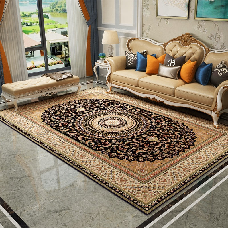 Persian Royal Soft Carpets For Living Room Bedroom Kid Room Rugs Home Carpets - home and decor
