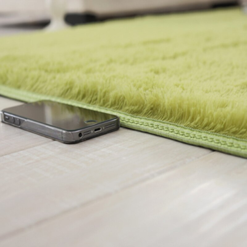 Solid Color Carpet Mat Ultra Soft Modern Area Rugs Shaggy Nursery Rug Home Room Plush Carpet Small Carpet Area Rugs Home Decor
