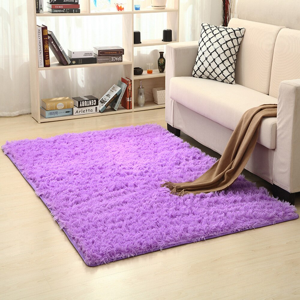 Living room/bedroom Rug Antiskid soft 150cm * 200 cm modern carpet - home and decor-oosmdeals