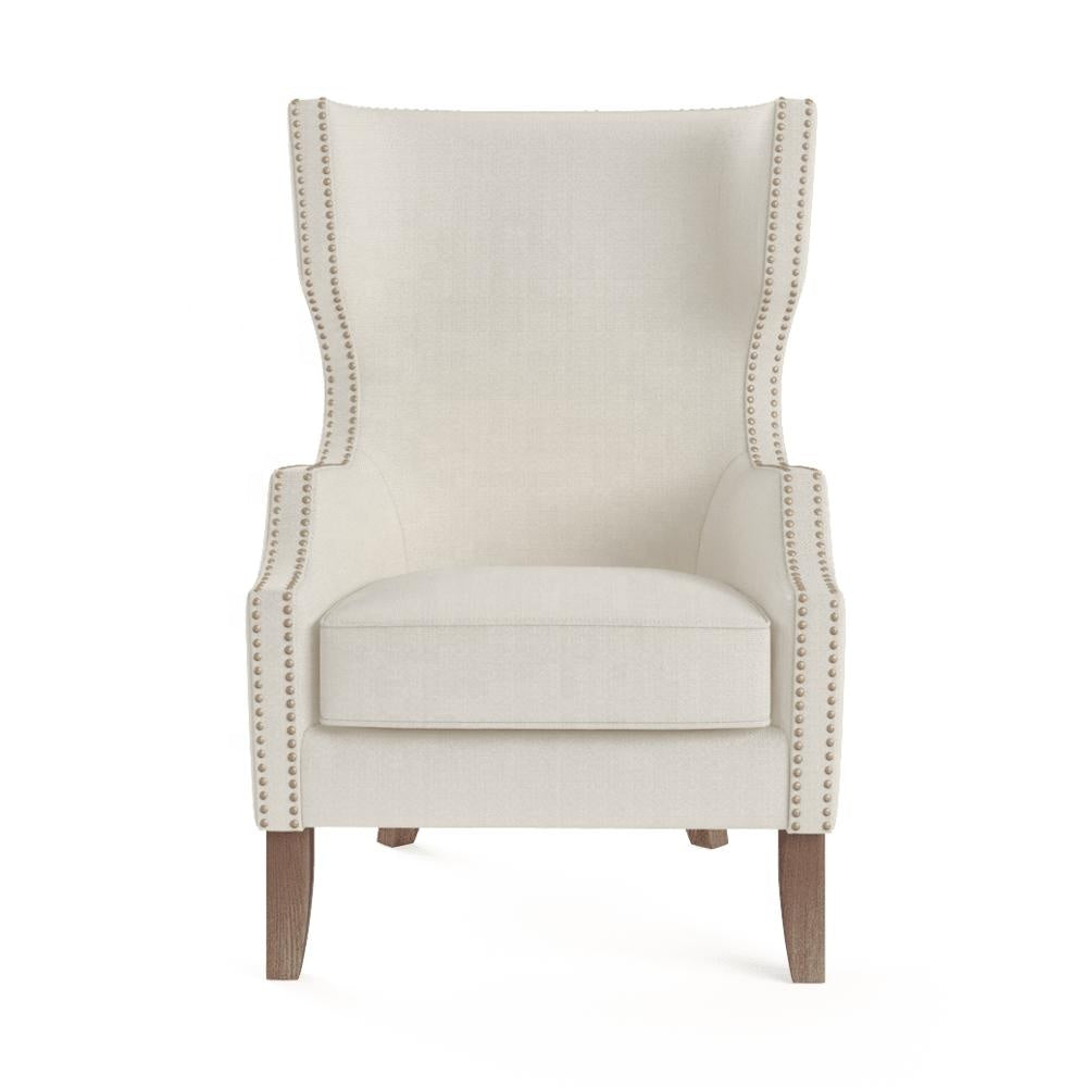 Modern Home Furniture OEM High Quality Wooden Fabric Leisure/ Accent Chairs for Living Room