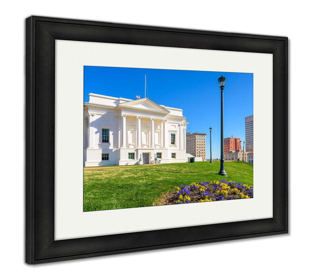 Framed, Capitol Building - wall art