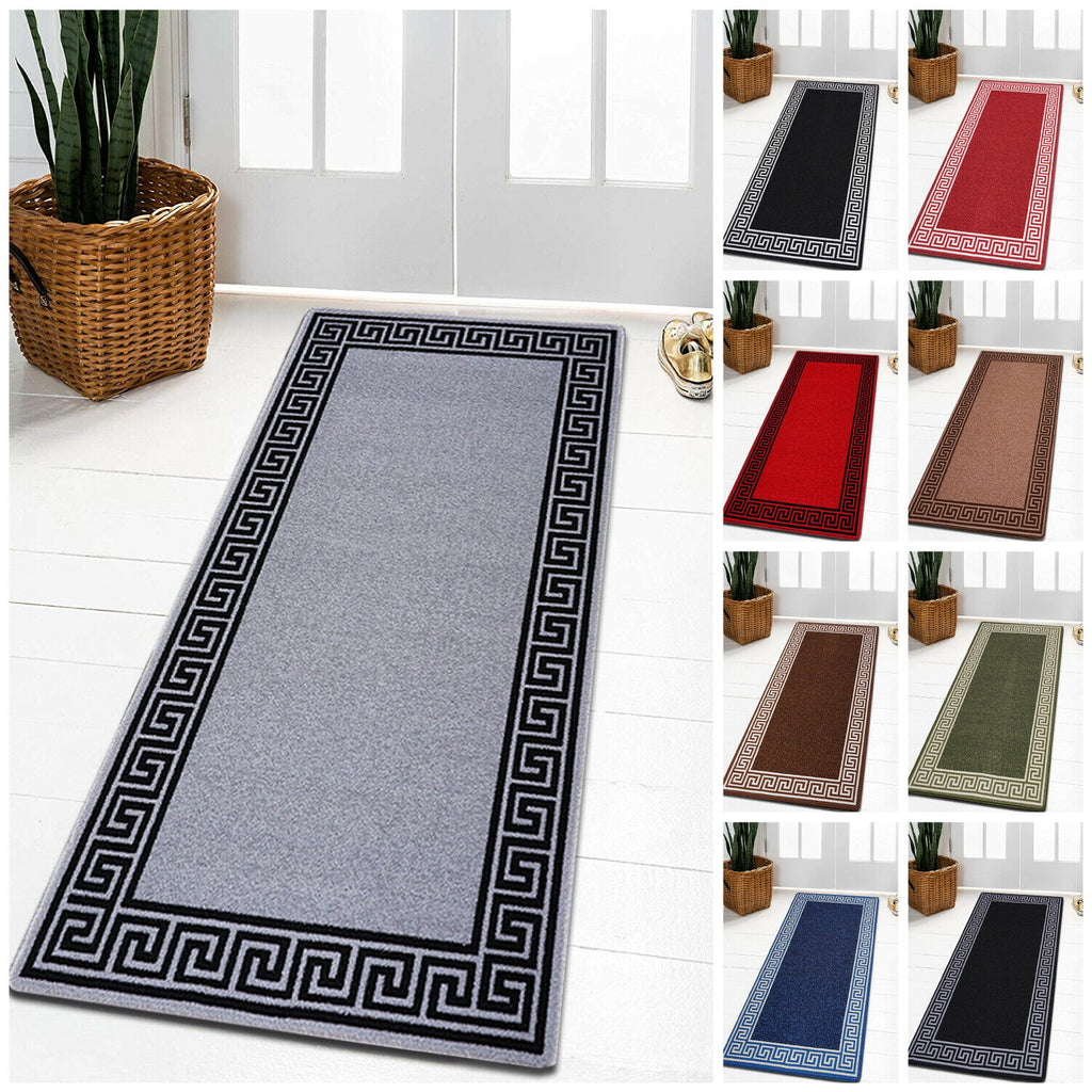 Extra Large Runner Rug Living Room Carpet Bedroom Rugs Non Slip Kitchen Mats - home and decor