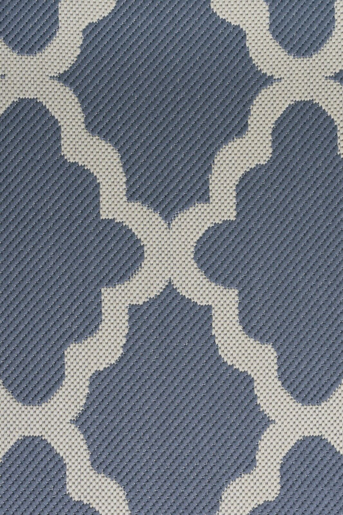 Traditional Pattern Flatweave Outdoor and Indoor Rug in 120 x 170 cm (4'x5'6'')
