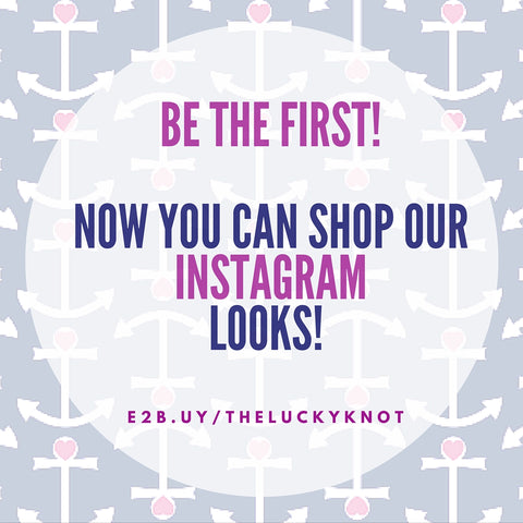 The Lucky Knot - Preppy Instagram Looks Shop Now