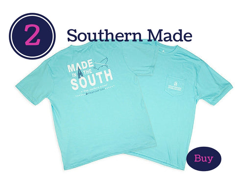 Southern Made Perfect Spring Break T-Shirt for the Preppy Girl