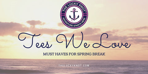 Best Preppy T-Shirts and Tees for Spring Break