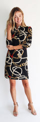 Jude Connally Babe Dress - Ribbons And Chains