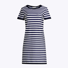 Jude Connally Parker Dress - Stripe Navy