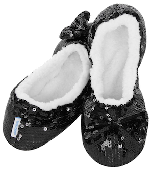 Comet Snoozies - Black by Snoozies from THE LUCKY KNOT - 1