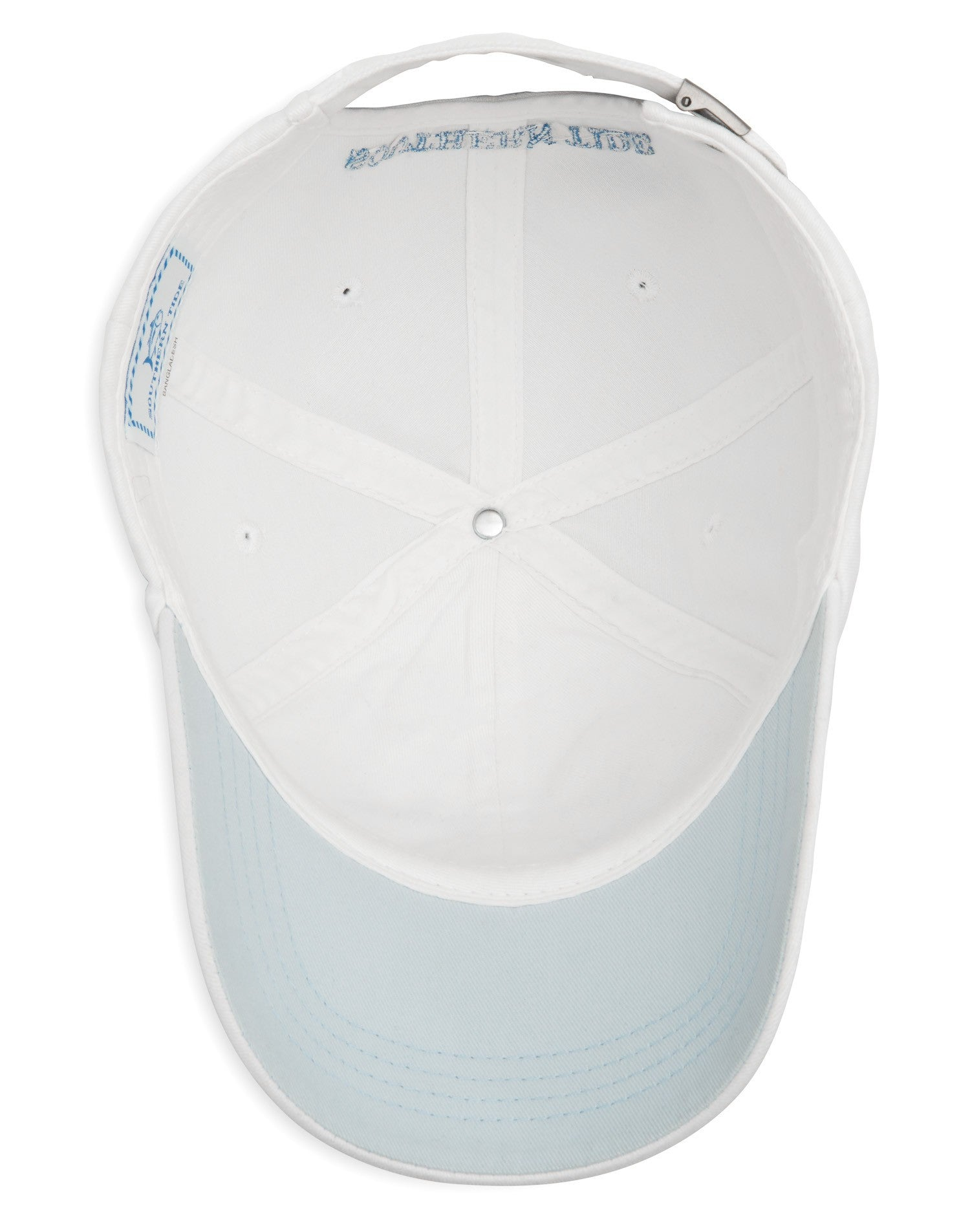 Southern Tide Original Skipjack Hat in White by Southern Tide from THE LUCKY KNOT - 3