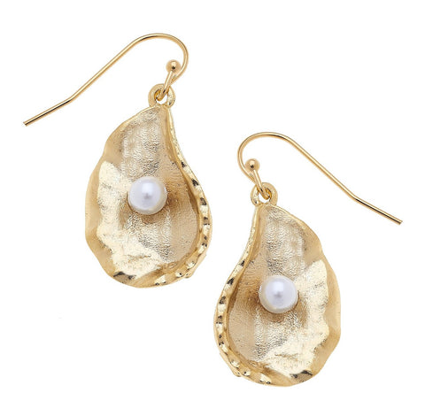 Susan Shaw Oyster Earring