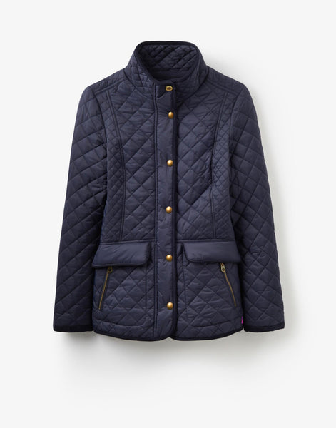 Joules Newdale Jacket Navy The Lucky Knot