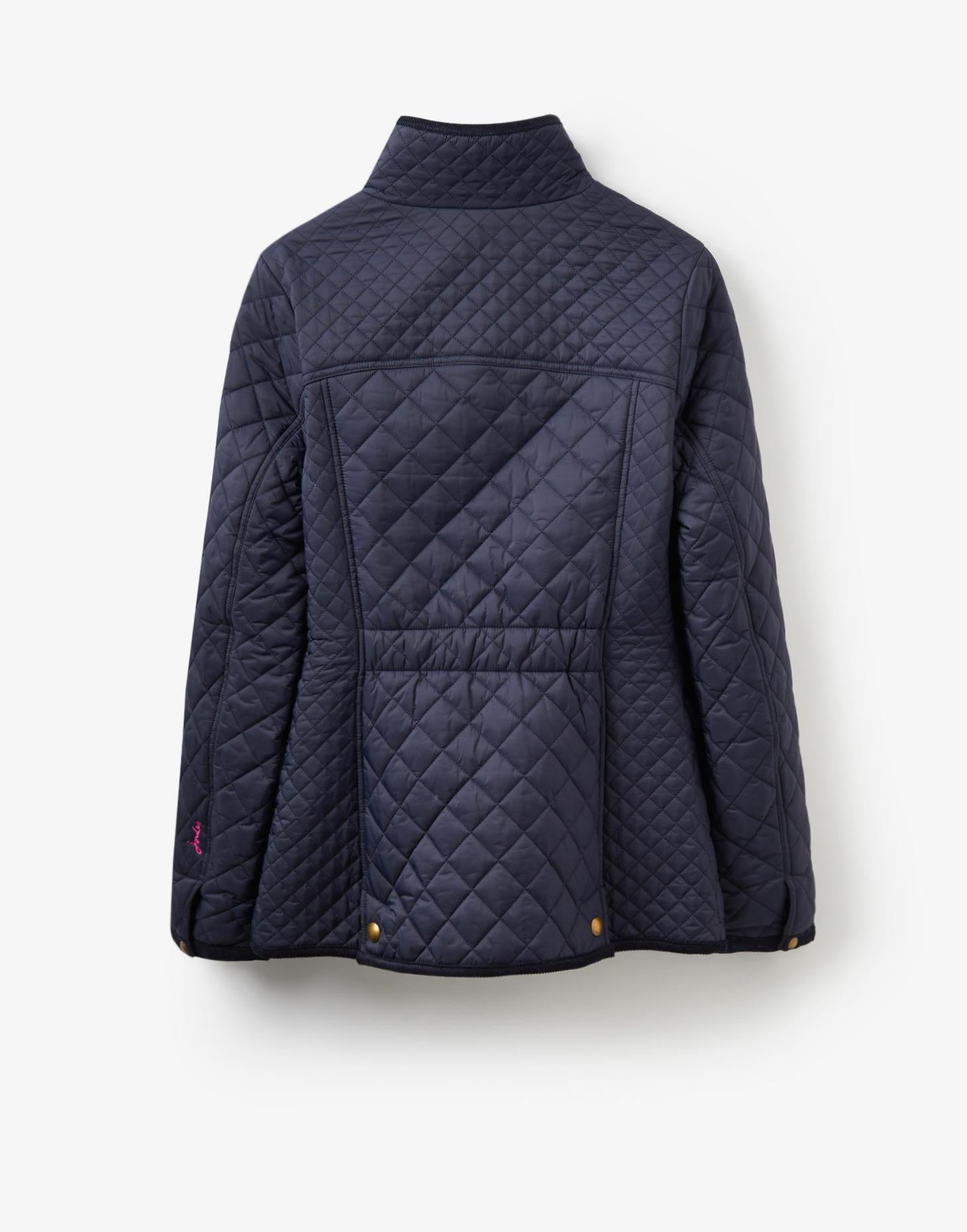 Joules Newdale Jacket - Navy by Joules from THE LUCKY KNOT - 4