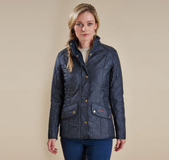 Barbour Cavalry Polarquilt Jacket Navy by Barbour from THE LUCKY KNOT - 2