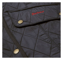 Barbour Cavalry Polarquilt Jacket Navy by Barbour from THE LUCKY KNOT - 4