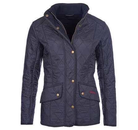 Barbour Cavalry Polarquilt Jacket Navy by Barbour from THE LUCKY KNOT - 1