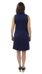 Sailor Sailor Bridget Sleeveless Dress - Solid Navy