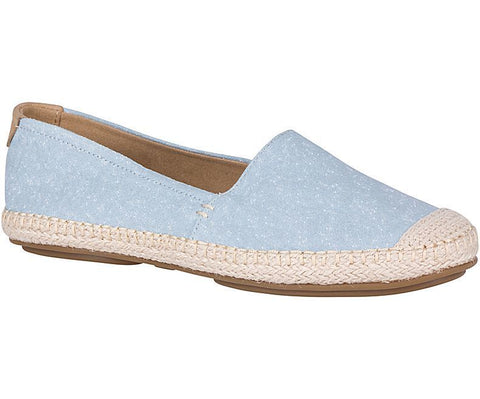 Sperry Sunset Skimmer Espadrille Blue