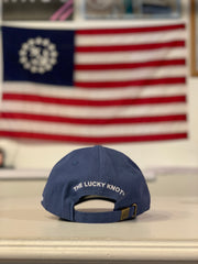 The Lucky Knot Annapolis Hat