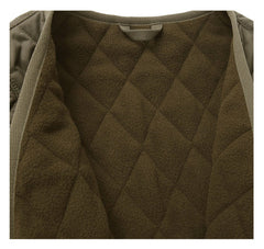 Barbour Fleece Betty Liner Vest - Olive by Barbour from THE LUCKY KNOT - 8