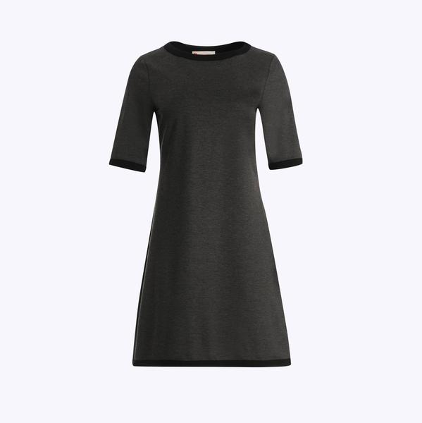 Jude Connally Louisa Dress - Charcoal/Black