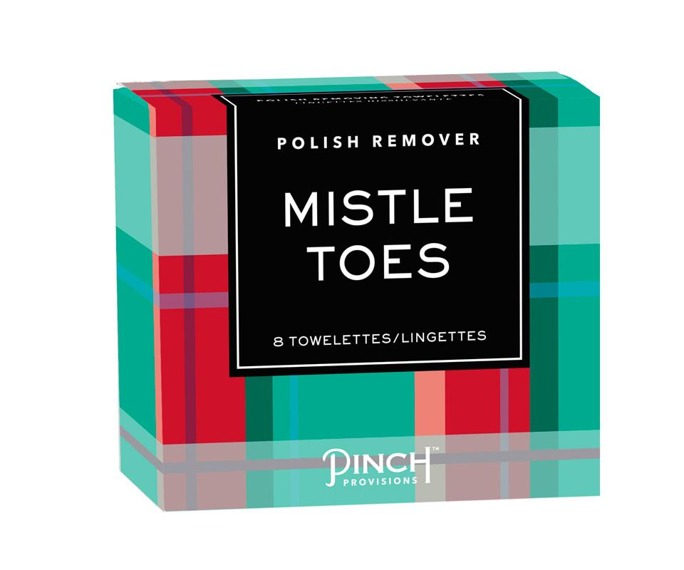 Mistle Toes Polish Remover