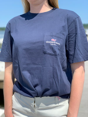 Vineyard Vines Pocket Tee - The Lucky Knot